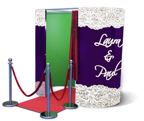 Personalised Photo Booth